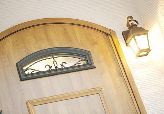 ブランアンジュ(Blanc Ange)内観玄関ドア写真