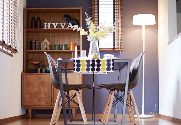 ヒューバ アンド スタイル(HYVA AND STYLE)内観ダイニング写真