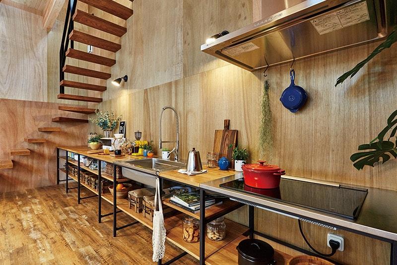 ベントハウス(BENTO HOUSE)キッチン
