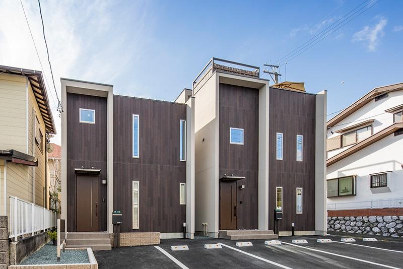戸建賃貸住宅casita(カシータ)外観