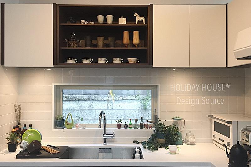 ホリデイハウス(HOLIDAY HOUSE)キッチン