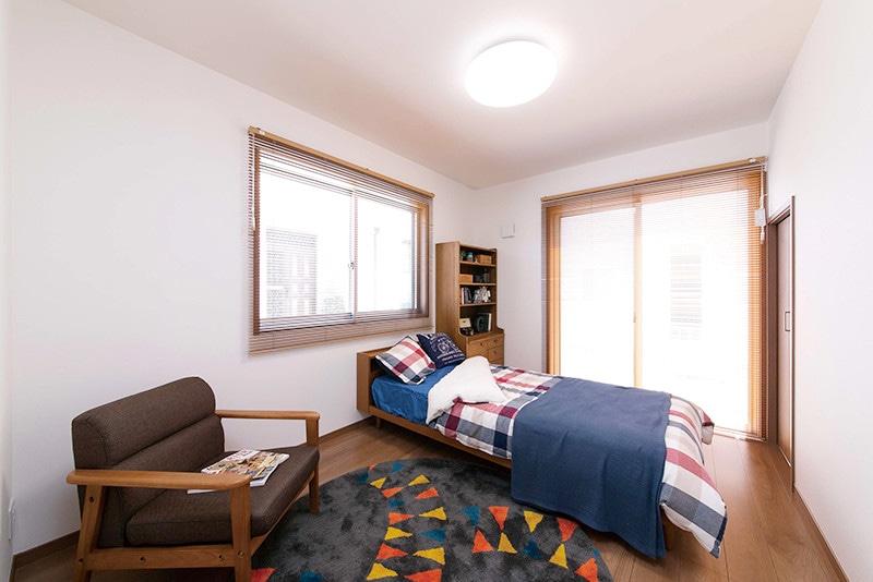 ヒューバアンドスタイル(HYVA AND STYLE)ベッドルーム