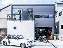 DAYTONA HOUSE(デイトナハウス) 規格住宅TYPE-B