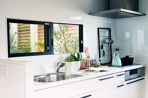 HOUSE CANVAS(ハウスキャンバス) キッチン写真
