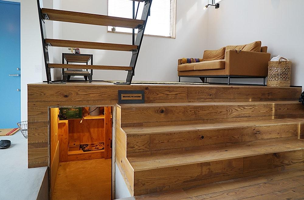 BROOKLYN HOUSE®(ブルックリンハウス)ロフト