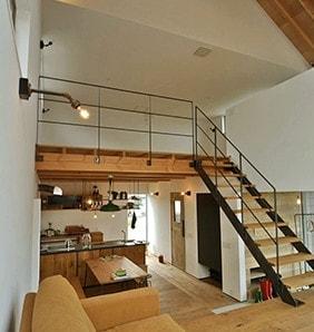 BROOKLYN HOUSE®(ブルックリンハウス)リビング