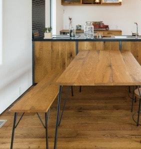 BROOKLYN HOUSE®(ブルックリンハウス)テーブル・ベンチ