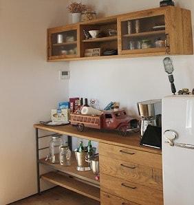 BROOKLYN HOUSE®(ブルックリンハウス)キッチンシェルフ