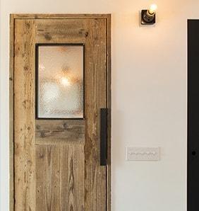BROOKLYN HOUSE®(ブルックリンハウス)インテリアドア