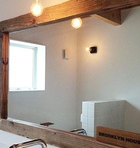 BROOKLYN HOUSE®(ブルックリンハウス)鏡