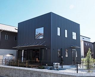 ZERO-CUBE WAREHOUSE(ゼロキューブ ウェアハウス)千葉県O様邸 外観