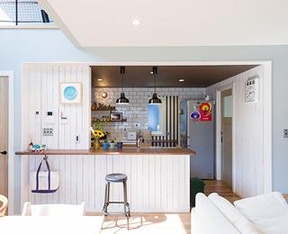 ZERO-CUBE MALIBU(ゼロキューブ マリブ)千葉県K様邸 キッチン