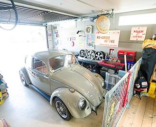 アメリカン ガレージの家 千葉県S様邸