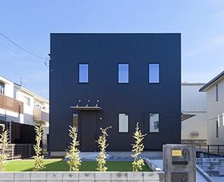 ゼロキューブウェアハウス 千葉県M様邸 外観
