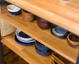 ゼロキューブウェアハウス 千葉県M様邸 食器棚