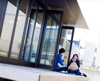 ゼロキューブウェアハウス 千葉県M様邸 階段