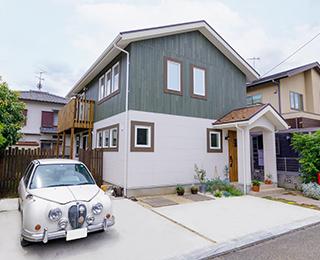 NORDIC HOUSE (ノルディックハウス)千葉県K様邸 外観