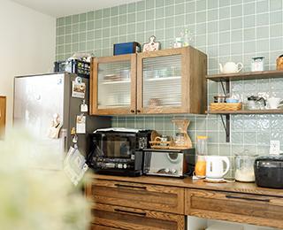NORDIC HOUSE (ノルディックハウス)千葉県K様邸 キッチン
