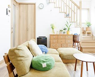 NORDIC HOUSE (ノルディックハウス)千葉県K様邸 インテリア