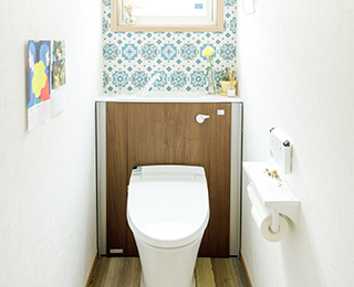 NORDIC HOUSE (ノルディックハウス)千葉県K様邸 トイレ